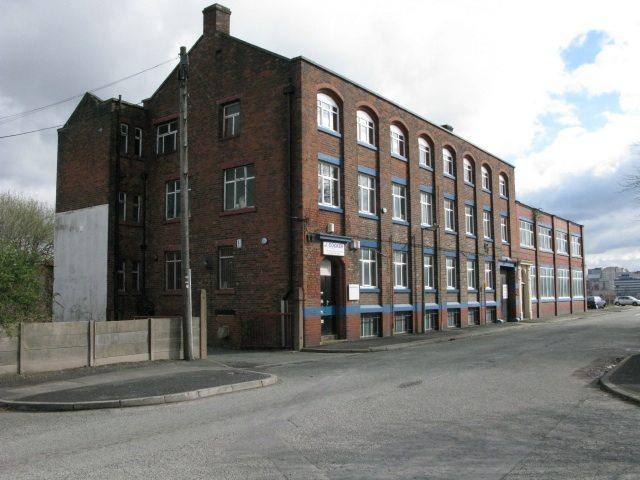 Hot Bed Press, Salford