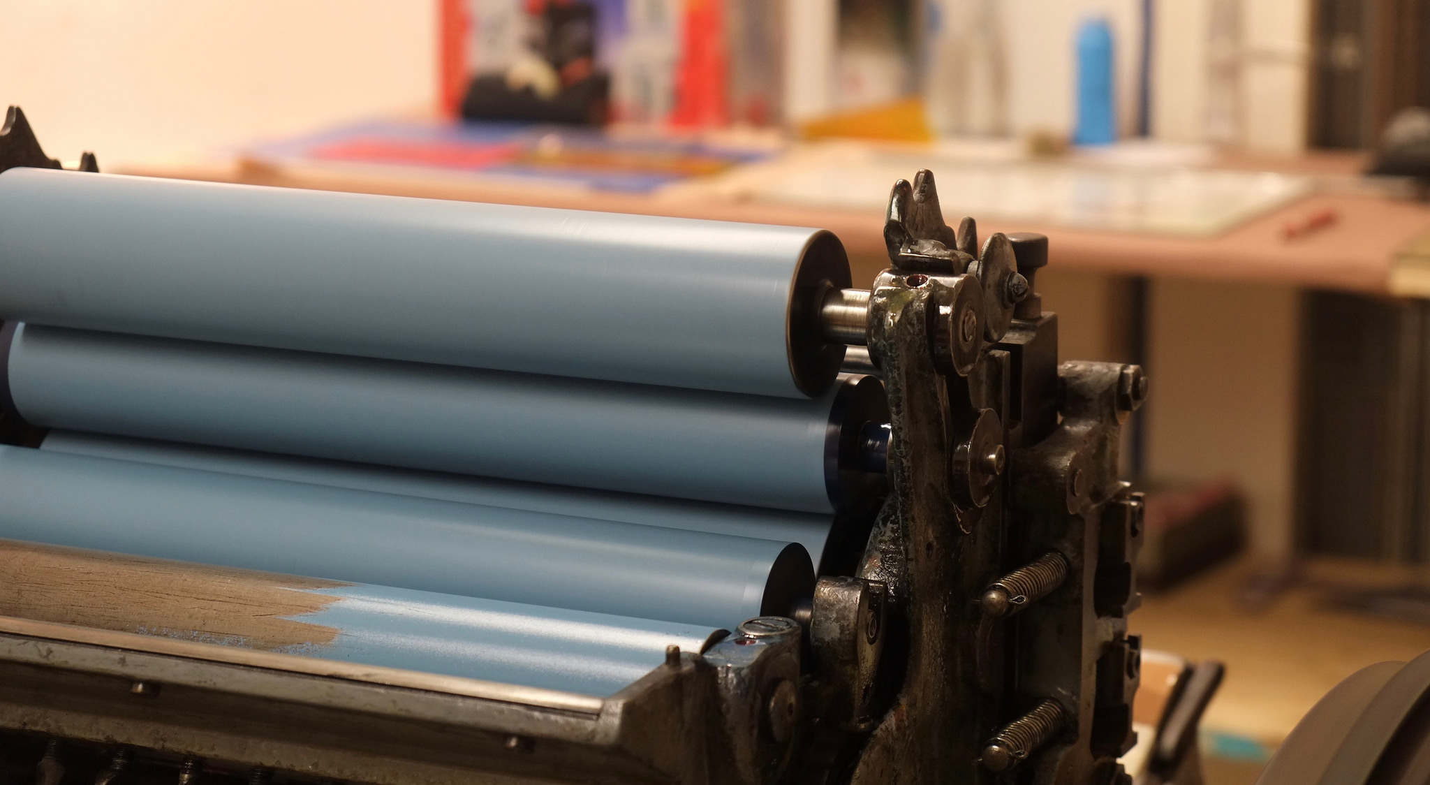 Letterpress Rollers