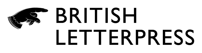 British Letterpress