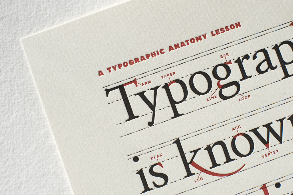 Typography Lesson