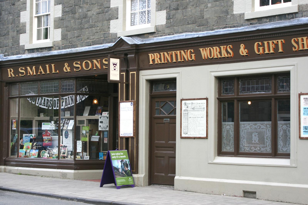 Robert Smails Printing Works