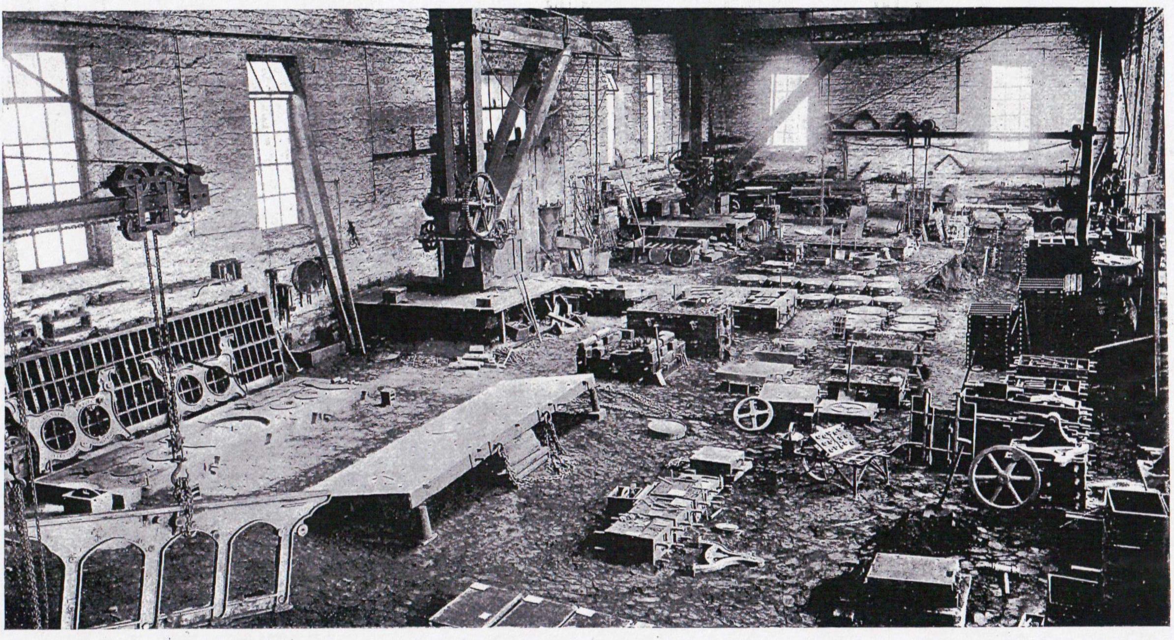Iron Foundry