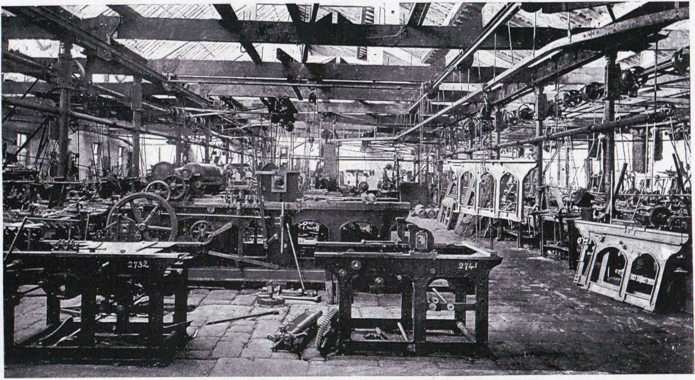 Portion of the Fitting Shop