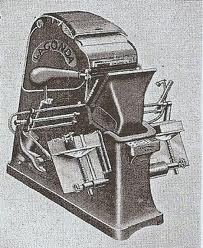 Lagonda Platen Press